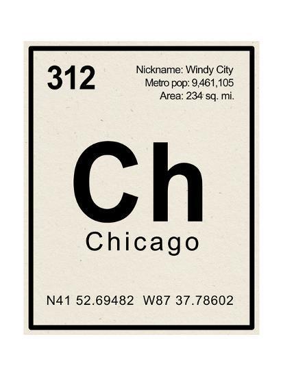 Breaking Chicago--Premium Giclee Print