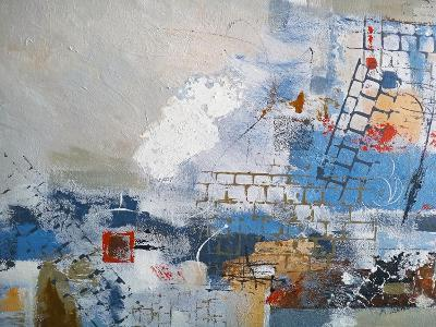 Breaking Down The Walls-Ruth Palmer-Art Print
