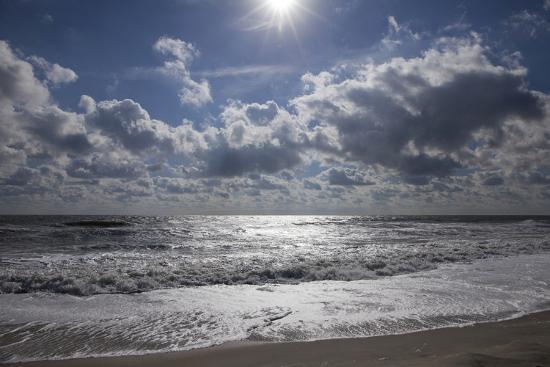 Breaking Surf at Assateague Island National Seashore-Scott Warren-Photographic Print