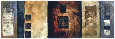 Breaking the Box I-James Brooks-Art Print