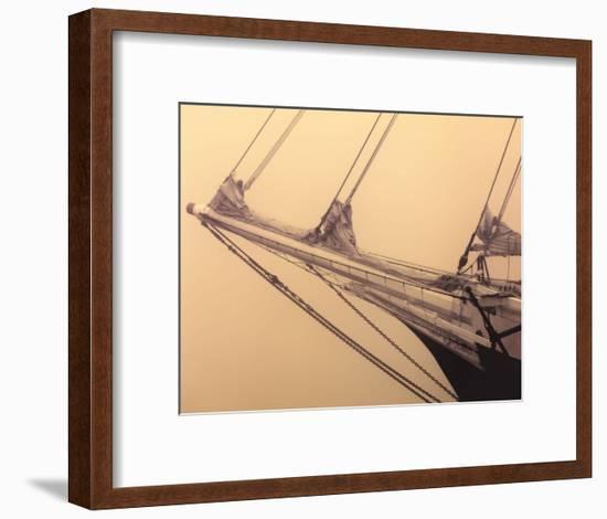 Breaking the Mist I-Frederick J^ LeBlanc-Framed Art Print