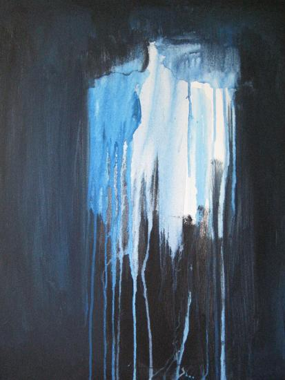 Breaking Through II-Laura D Zajac-Art Print
