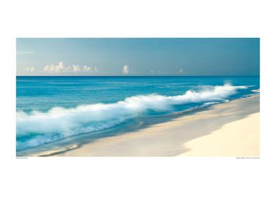 Breaking Wave, Cancun, Mexico-Jeremy Woodhouse-Art Print