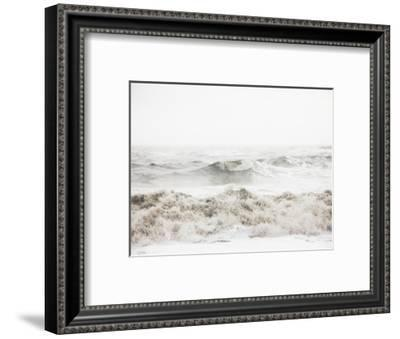 Breaking Waves-Design Fabrikken-Framed Premium Photographic Print