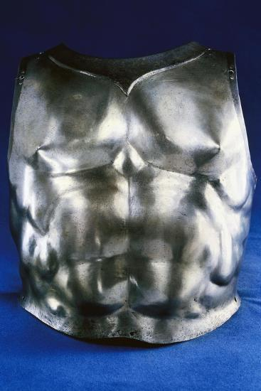 Breastplate from an Ancient Armor, 1550--Giclee Print