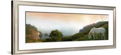 Breath of Early Morning-David M (Maclean)-Framed Photographic Print