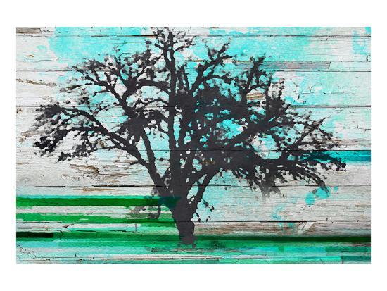 Breath Tree--Art Print