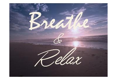 Breathe And Relax-Marcus Prime-Art Print