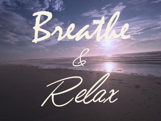 Breathe And Relax-Marcus Prime-Photographic Print