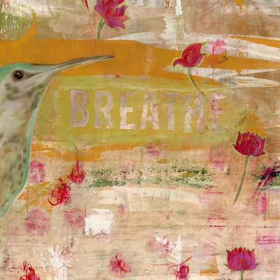 Breathe II-Jodi Fuchs-Art Print