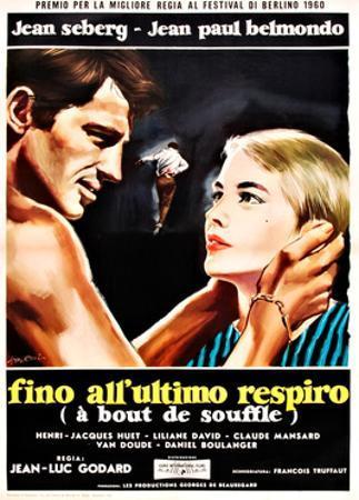 Breathless, (aka a Bout De Souffle aka Fino All'Ultimo Respiro), 1960