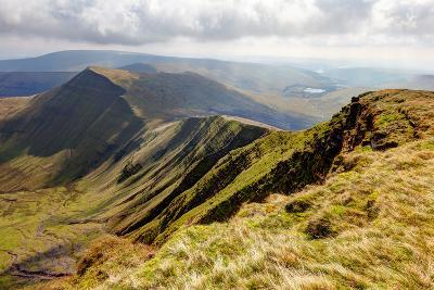 Brecon Beacons National Park from Pen Y Fan-antbphotos-Photographic Print