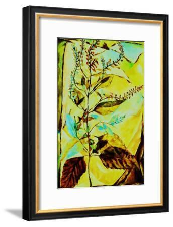 Breeze-Hyunah Kim-Framed Art Print