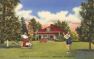 Breezy Point Lodge, Brainerd, Minnesota