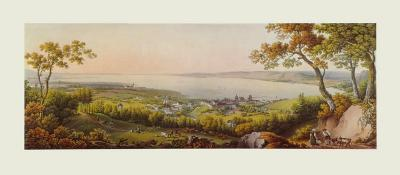 Bregenz am Bodensee-Molitor-Collectable Print