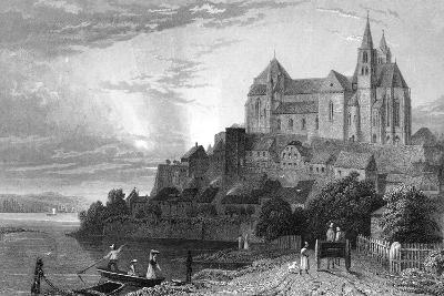 Breisach Am Rhein, Germany, 19th Century-J Rolph-Giclee Print