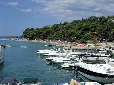 Brela, Makarska Riviera, Croatia-Peter Thompson-Photographic Print