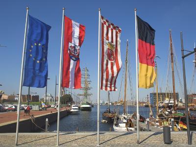 Bremerhaven, Bremen, Germany-Charles Bowman-Photographic Print