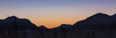 Yukon Winter Light