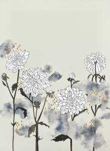 Alabaster Garden 1 by Brenna Harvey