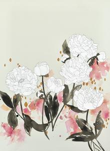 Alabaster Garden 2 by Brenna Harvey