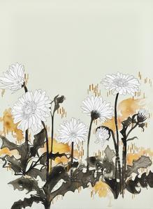 Alabaster Garden 3 by Brenna Harvey