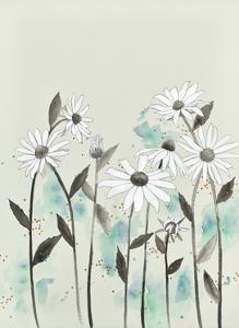 Alabaster Garden 4 by Brenna Harvey