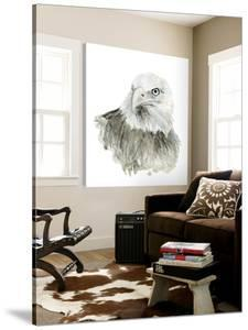 Eagle Bust by Brenna Harvey