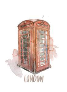 London Booth by Brenna Harvey
