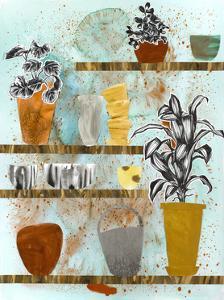 Potting Shed 1 by Brenna Harvey