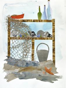 Sea Shelf 1 by Brenna Harvey