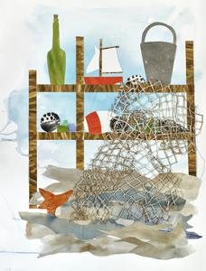 Sea Shelf 2 by Brenna Harvey