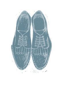 Shoes 2 by Brenna Harvey