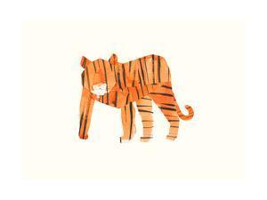 Tiger by Brenna Harvey