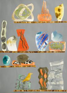 Trinkets 1 by Brenna Harvey