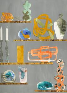 Trinkets 2 by Brenna Harvey