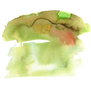 Watercolor 6 by Brenna Harvey