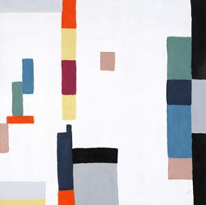 Jigsaw Piece I by Brent Abe