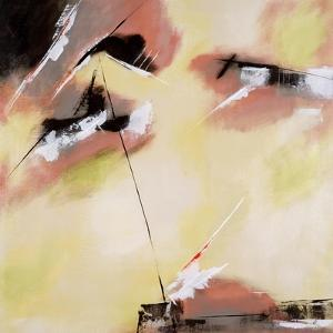 Lemon Sky Burst by Brent Abe