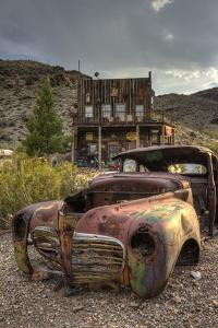 USA, Nevada, Clark County. City of Nelson by Brent Bergherm