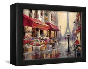 April in Paris by Brent Heighton