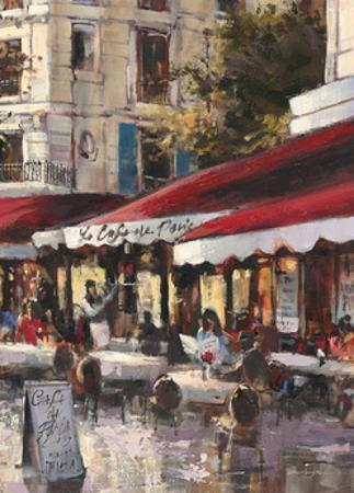 Avenue Des Champs-Elysees 2 by Brent Heighton