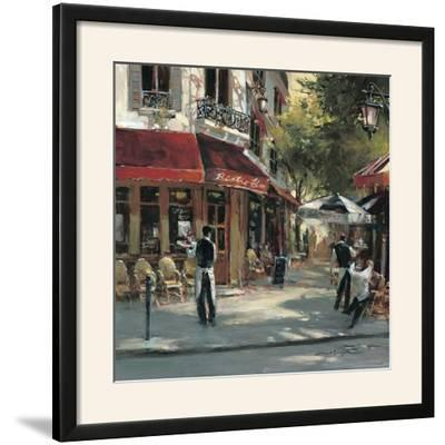 Bistro Waiters by Brent Heighton