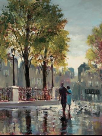 Boulevard Walk by Brent Heighton