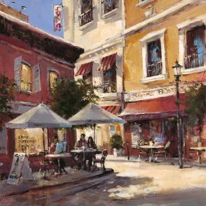 Café Break by Brent Heighton