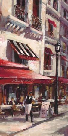 Café Marseille by Brent Heighton
