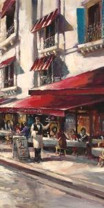 Café Toulouse by Brent Heighton