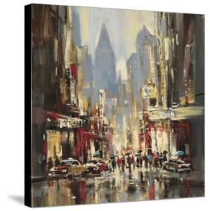 City Sensation by Brent Heighton