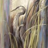 Coastal Heron-Brent Heighton-Art Print