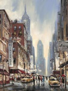 Eighth Avenue by Brent Heighton